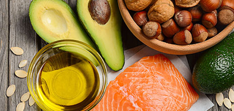 Healthy fats quiz